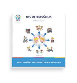NTC Knjiga - Kako uspješno razvijati IQ djeteta kroz igru