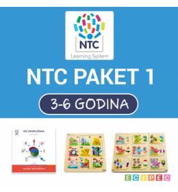 PROMO PAKET NTC (3-6 GODINA)