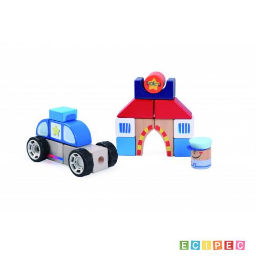 ToP BRIGHT Zvučna igračka – Policija