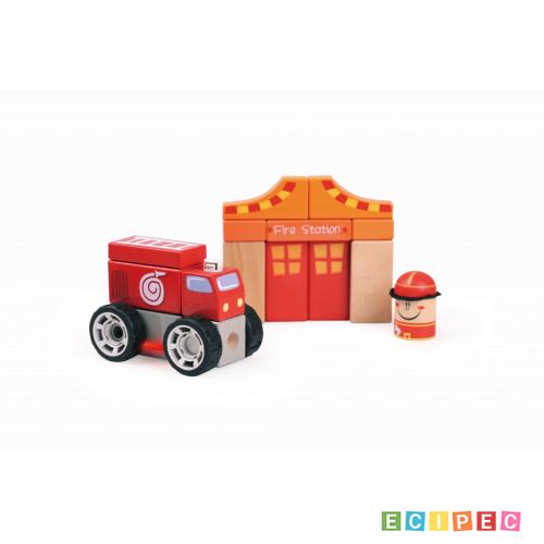 ToP BRIGHT Zvučna igračka – Vatrogasac