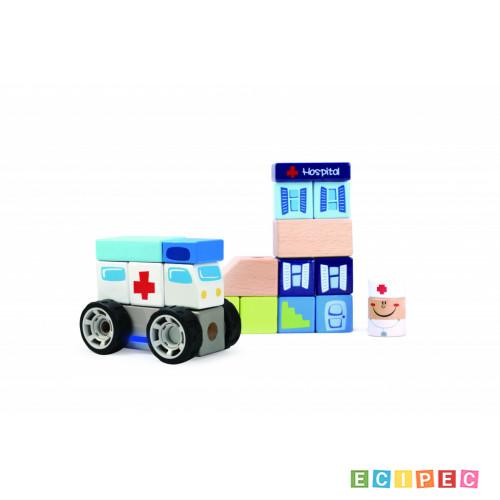 ToP BRIGHT Zvučna igračka – Bolnica