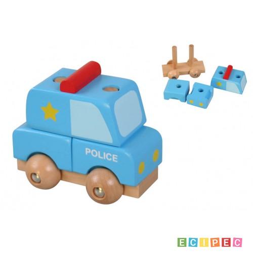 PINO Mini 3D puzzle - Policija