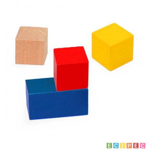 PINO Kocke blokovi (50 komada)