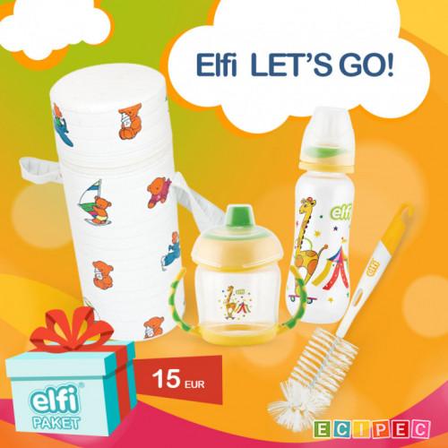 Elfi LET'S GO! PAKET