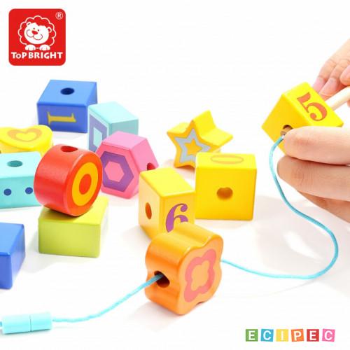 ToP BRIGHT Edukativna igračka – Naniži Gusjenicu