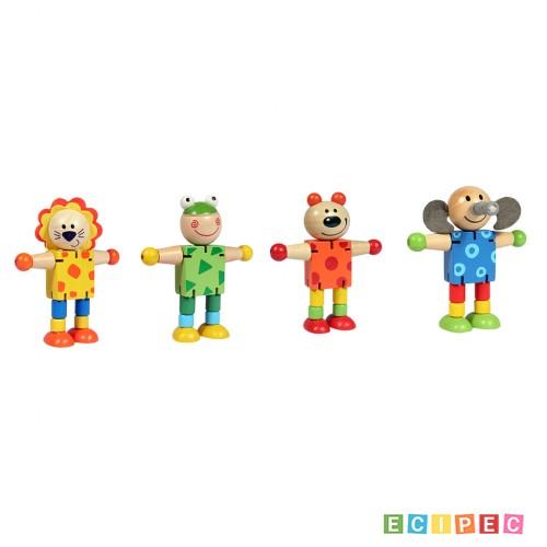 PINO Fleksi igračka Životinjice