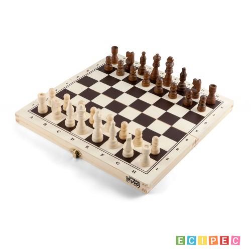 PINO SET Šah/Begemon/Dama - mali