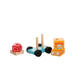 Cubika Mali konstruktor - CIRKUS (5 elemenata)