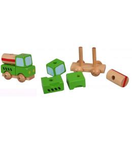 PINO Mini 3D puzzle - Cisterna