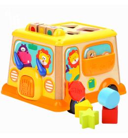 ToP BRIGHT Didaktička igračka – Školski autobus