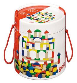 Goki -kocke blokovi 100 komada, Outlet