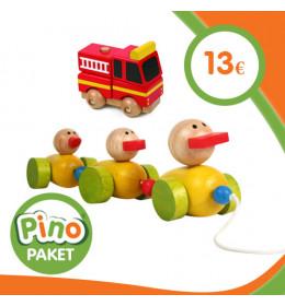 Pino paket - Patkice i vatrogasac