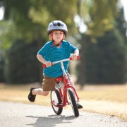Naučite djete da vozi biciklo za 30 minuta