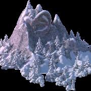 """""""Ušata planina"""" Djeda Mraza"""